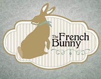 "Logo ""The French Bunny"""