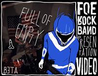 ✖ FULL OF EMPTY Rock Band presentation [β]