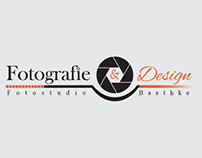 Fotografie & Design Logo