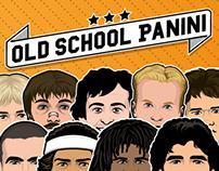 Old School Panini illustrations project