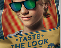 Sting glasses _ campaign