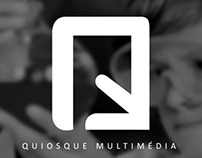 "Logo ""Quiosque Multimédia"""
