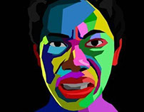 my face on WPAP