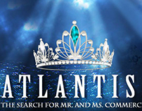 Mr. and Ms. Commerce Poster Proposal