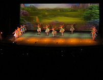 STAGE DESIGN VIDEO/ Lyceu Dance Sch