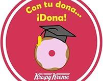 Pin Krispy Kreme