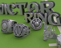 WEBSITE: Victor Rings Design