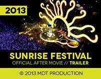 Sunrise Festival 2013 - Official After Movie (Teaser)
