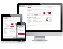 Flagstar Bank intranet design concept