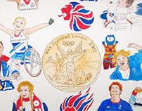 Olympic Winners London      2012