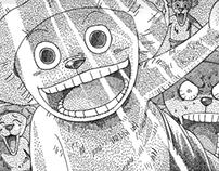 Illustration Chopper One Piece