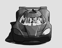 Koenigsegg ARYO concept