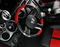 Shelby GT500 Super Snake | Interior & Engine Photos