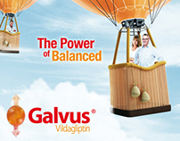 Galvus ( the power of balanced )