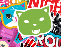 Groupon Stickers