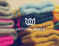 Logo // Victoria Queen