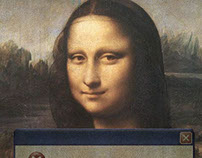 What if Da Vinci had Microsoft Windows!