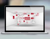 Wallpaper for TVP INFO/Tapeta dla TVP INFO