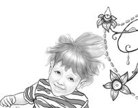 Иллюстрации для изд-ва «Никея»/Illustra