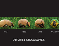 Brazillian Time // Mascot Fifa World Cup 2014