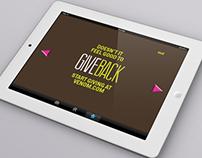 Venom iPad App