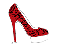 Happily Ever After Shoe