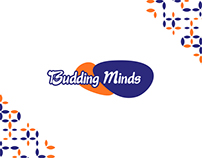 Budding Minds International School - Branding