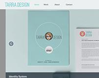 Tarra Design Website and Branding