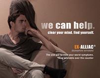 Ex-Alliac Magazine Advertisements