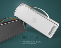 B&O Bluetooth speaker