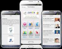 COMEX 2012 - Mobile Application