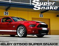 Shelby GT500 Super Snake | Hero Card