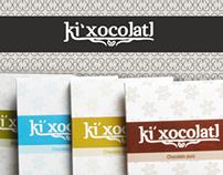 Packaging; Ki'xocolatl