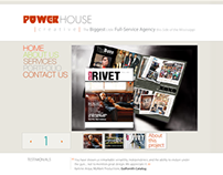 Website Design PowerHouse Creative
