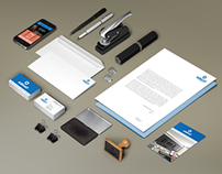 Arhat Identity, Stationery, Website