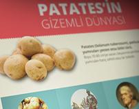 Patates'in Gizemli Dünyası