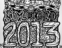 NDMU-IBED 2013 Doodle