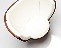 "Coconut chair "" inspiration design"