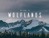 Wolflands | Web Design