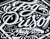 FOG PRISON _ Logotype