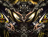 YZRM1 Machine - the breakdown-