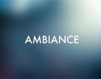 AMBIANCE - Part I