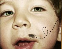 Prefiero tener la boca llena de moscas antes de callar!