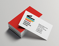 Kranj City Library Corporate Identity
