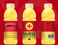 NURSE Vitamin Water