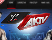 WWE on AKTV