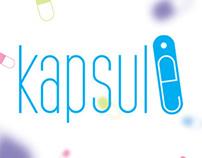 Kapsulė | web