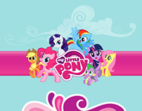 My Little Pony Minisite