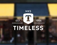 Timeless Shop - Branding