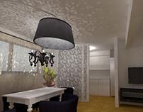 Illustration of Apartment interior